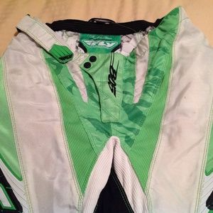 Fly Pants - Fly Motocross Pants Size 34 In Good Condition